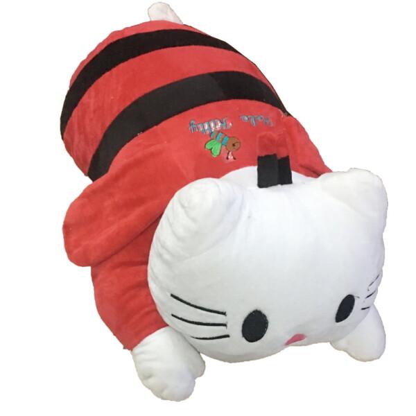 Gối Ôm Hình Kitty Cánh Ong Dễ Thương