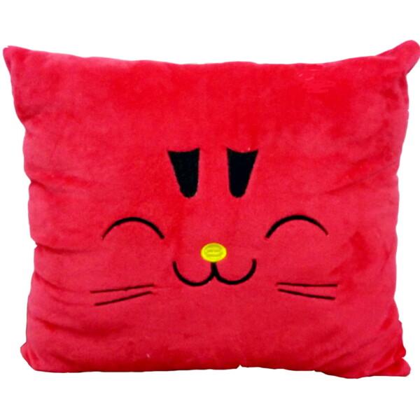 Gối Ngủ Văn Phòng Cao Cấp Hình Mặt Mèo