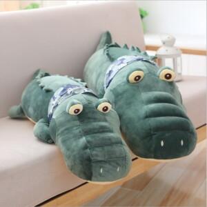 Gấu ôm cá sấu