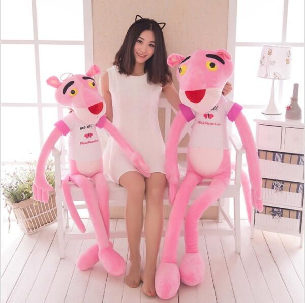 Gấu Báo Hồng Pink Panther (2 Size)