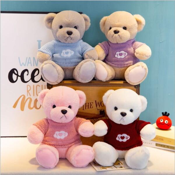 Gấu Bông Teddy Cao Cấp Áo Len