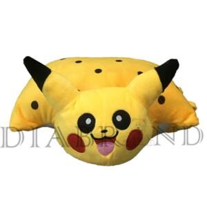 Gối Đi Xe Bảo Vệ Đầu Cho Bé Hình Pikachu