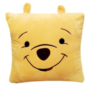 Gối ngủ văn phòng cao cấp 40*40 hình gấu Pooh