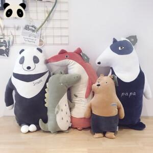 Gấu Bông Hình Thú Hàn Quốc