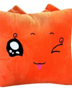 gối ngủ hình mặt cười