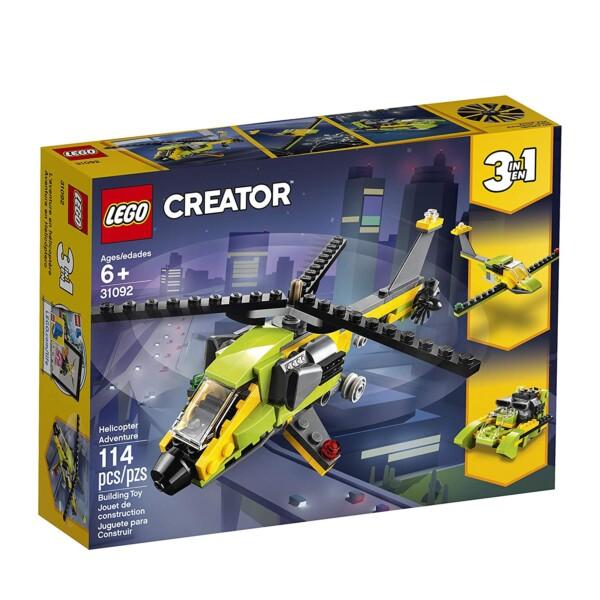Bộ Xếp Hình LEGO trực thăng