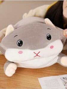 Thú Nhồi Bông Hình Chú Chuột Hamster
