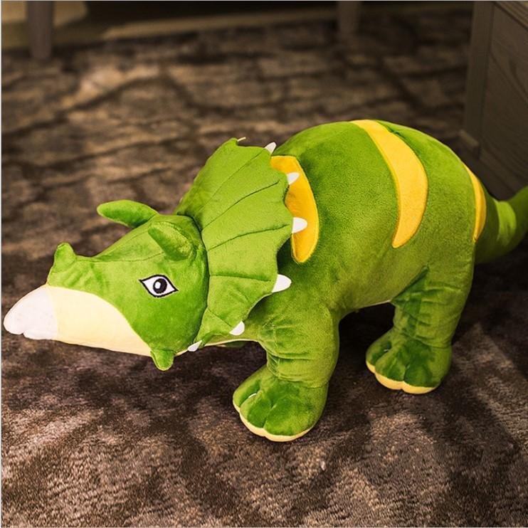 gấu bông khủng long ăn cỏ