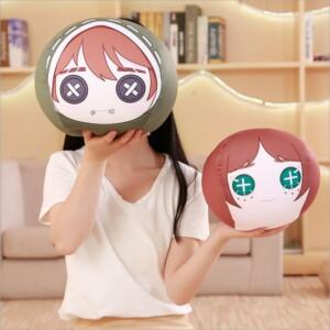 Gối tròn Anime