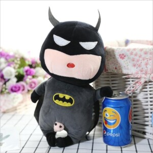 Gấu bông Shin Batman