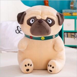 Thú bông chó Pug