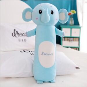 Gấu bông voi xanh