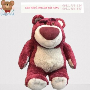 Gấu dâu Disney siêu cưng