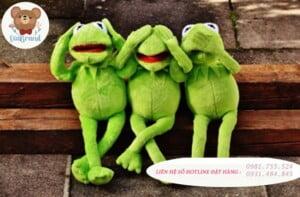 Ếch Kermit đáng yêu