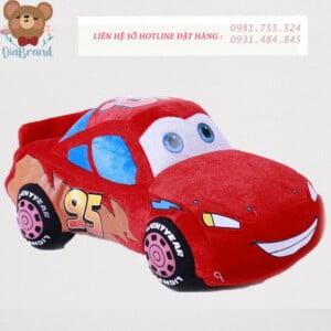 Ô tô gấu bông McQueen